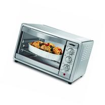 Oster Convection Toaster Oven, 6 Slice, Brushed Stainless