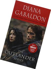 Outlander 4-Copy Boxed Set: Outlander, Dragonfly in Amber,