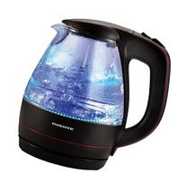 Ovente 1.5 Liter BPA Free Glass Cordless Electric Kettle,