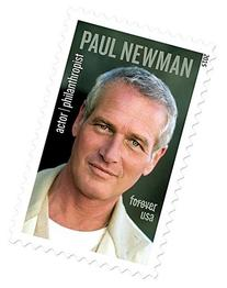 PAUL Newman USPS Forever Stamps Sheet of 20 Postage Stamps
