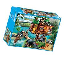 PLAYMOBIL Adventure Tree House Building Kit
