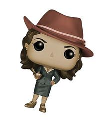 POP Marvel: Agent Carter - Sepia Tone Amazon Exclusive