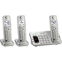 Panasonic KX-TGE274S Link2Cell Bluetooth 4  Cordless