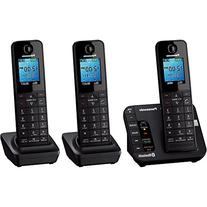 Panasonic KX-TGH263B Link2Cell Bluetooth Enabled Phone with