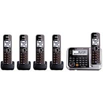 Panasonic Bluetooth Cordless Phone KX-TG7875S Link2Cell with
