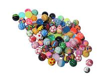 Party Favors Rubber Super Bouncy Balls for Kids - Colorful