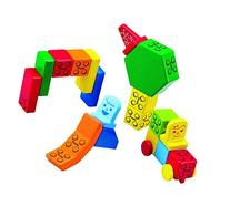 People Blocks 15631 Solid Colors Toy