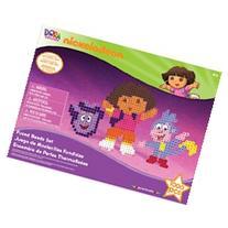 Perler Nickelodeon Fuse Bead Value Activity Kit-Dora The