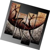 Phoenix Decor PC018 Elegant Modern Canvas Art for Wall Decor