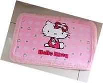 Pink Hello Kitty Door Mat Kitchen Bathroom Mat Carpet Bath