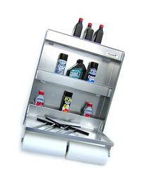 Pit Posse 445 Senior Work Station Aluminum Cabinet Tray