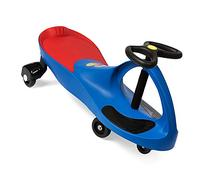 The Original PlasmaCar by PlaSmart – Blue – Ride On Toy