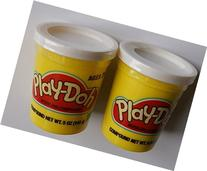 Play-doh White - Set of Two Single Cans