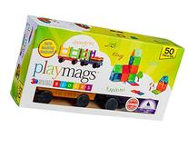 Playmags 50 Piece Accesory Set: Now with Stronger Magnets,