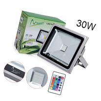 Porpora ® 30W LED RGB Flood Light  Ideal for outdoor