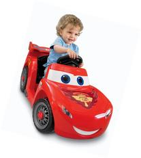 Power Wheels Disney/Pixar Cars 2 Lil' Lightning McQueen