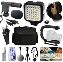 Premium Accessories Package for Nikon DF D7200 D7100 D7000