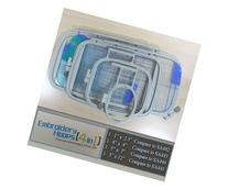 Premium Embroidery Hoops For Brother Embroidery Machines and