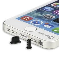 Premium Silicone Anti Dust Plugs for iPhone 5, 5s, 5c, 6, 6s