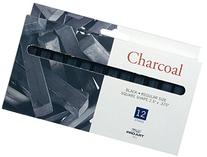 Pro Art Chalk Charcoal, 12 Stick Per package