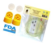 Pump in Style Tubing , 2 Valves and 2 Membranes for Medela