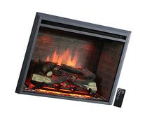 "PuraFlame 33"" Western Electric Fireplace Insert with Remote"