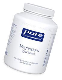 Pure Encapsulations - Magnesium Glycinate - 360 Vegetarian