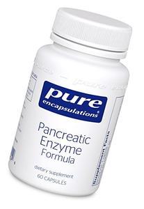Pure Encapsulations - Pancreatic Enzyme Formula -