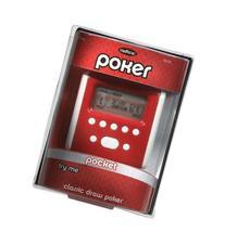 Radica Pocket Poker - Red
