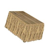 Raffia Table Skirting  Party Accessory