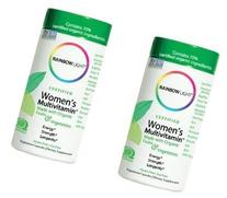 Rainbow Light, Certified Women's Multivitamin, 120 Veggie