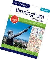 Rand McNally Birmingham Street Guide