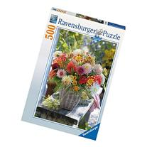 Ravensburger Beautiful Flowers Puzzle