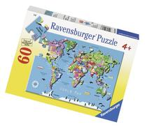 Ravensburger World Map Puzzle