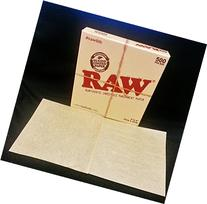 """Raw Silicone Coated 6""""x6"""" Precut Parchment Paper Sqaues 500"""
