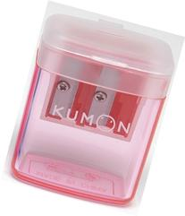 Red Children Sharpen Pencils by Kumon