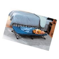 Regalo My Cot Portable Travel Bed,steel