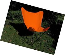 Replacement Covers for Butterfly Chairs - Orange