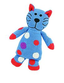 """Rich Frog """"The K'Nits"""" - Blue Cat"""