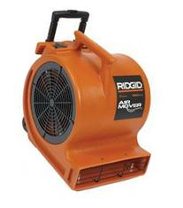 Ridgid AM2550 1600 CFM Air Mover with Wheels & Handle
