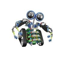 Robotic Turbine Beast Toy 362pcs Set, Battery Operated,