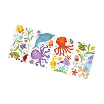 RoomMates RMK1851SCS Adventures Under the Sea Peel and Stick
