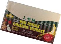 Royal King - Red Panax Ginseng Extract Oral Liquid, Assorted