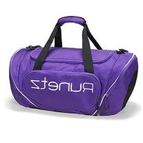 Runetz - PURPLE Gym Bag Sport Shoulder Bag for Men & Women