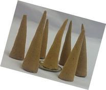 Sandalwood Incense Cones - One Box