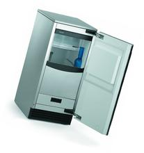 "15"" Birlliance Ice Machine with Gravity Drain and Panel"