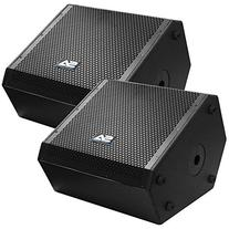 Seismic Audio - SAX-15M-Pair - Pair of Compact 15 Inch 2-Way