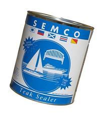 Semco Teak Wood Natural Finish Sealant Protector Sealer