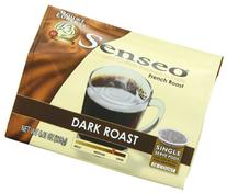 Senseo Coffee Pods, Dark Roast,18 Count