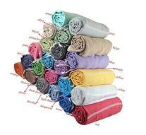 LaModaHome  Colorful Cabana Striped Turkish Cotton Bath